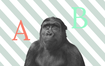 What is A/B testing your copy?